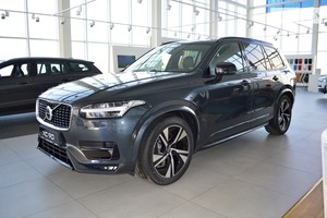 Volvo XC90 B6 2.0 AT (310 л.с.) AWD KERS R-Design