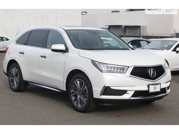 Acura MDX Techno Package