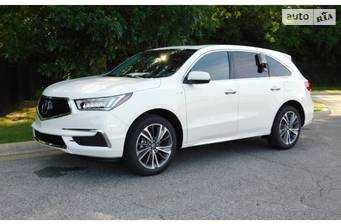 Acura MDX 2021 Advance Package