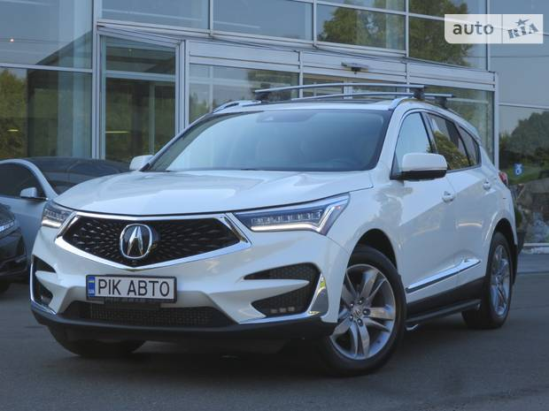 Acura RDX Advance Package
