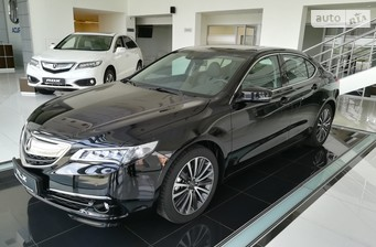 Acura TLX 2.4 AT (208 л.с.) Techno 2016