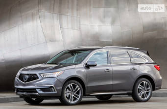 Acura MDX 3.0 AT (321 л.с.) Sport Hybrid SH-AWD Advance 2019