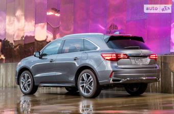 Acura MDX 3.0 AT (321 л.с.) Sport Hybrid SH-AWD Advance 2018