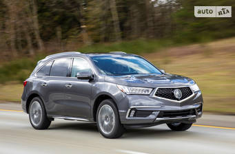 Acura MDX 3.0 AT (321 л.с.) Sport Hybrid SH-AWD Advance 2018
