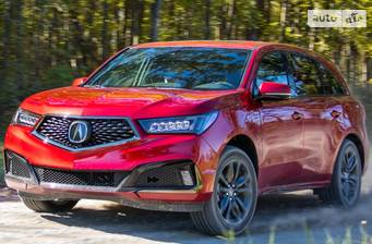 Acura MDX 2020 Advance Package
