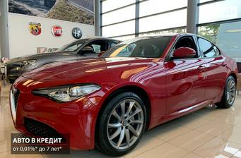 Alfa Romeo Giulia 2.2 Multijet AT (160 л.с.) 2019