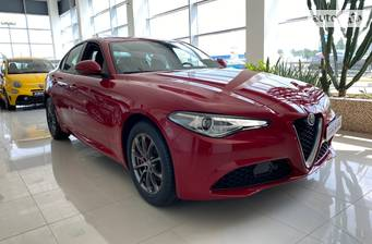 Alfa Romeo Giulia 2.0i AT (200 л.с.) 2021