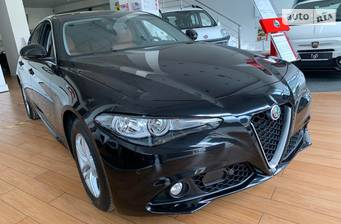 Alfa Romeo Giulia 2.0i MultiAir AT (200 л.с.) 2018