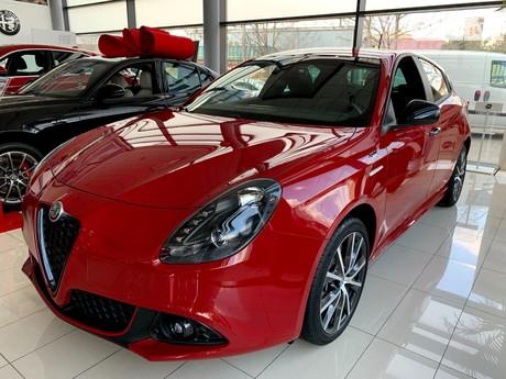 Alfa Romeo Giulietta 2020