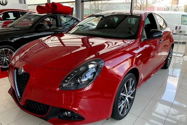 Alfa Romeo Giulietta Individual