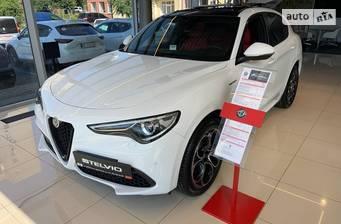 Alfa Romeo Stelvio 2.0i MultiAir AT (280 л.с.) AWD 2021