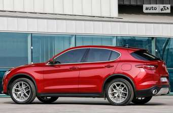 Alfa Romeo Stelvio  2019