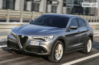 Alfa Romeo Stelvio 2019 Super