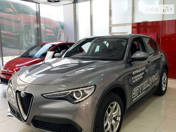 Alfa Romeo Stelvio Individual