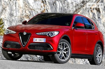 Alfa Romeo Stelvio 2.0 AT (280 л.с.) Launch Edition 2017