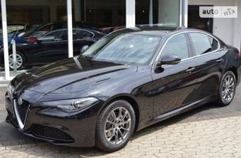 Alfa Romeo Giulia Super 2.0  AT (200 л.с.) 2016