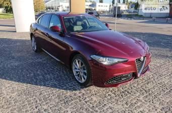 Alfa Romeo Giulia Veloce 2.0  AT (280 л.с.) AWD 2017