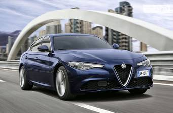 Alfa Romeo Giulia 2020