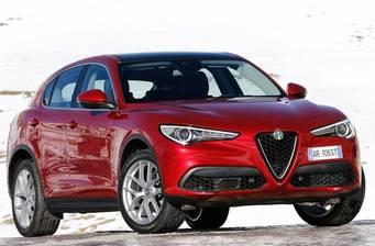 Alfa Romeo Stelvio 2.0 GME T4 AT (280 л.с.) 2019