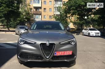 Alfa Romeo Stelvio 2.0 GME T4 AT (280 л.с.) 2017