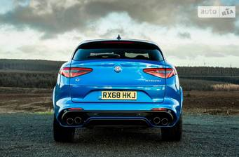 Alfa Romeo Stelvio 2020 First Edition Q4