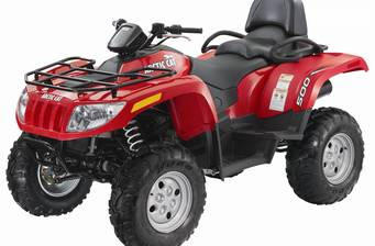 Arctic cat TRV 500 2013