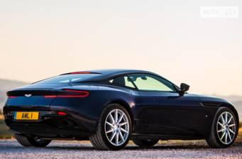 Aston Martin DB11 5.2 AT (608 л.с.) 2018