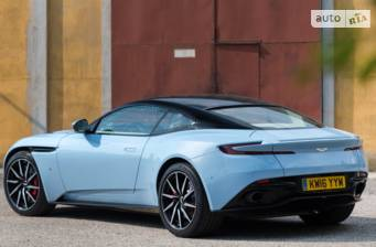 Aston Martin DB11 5.2 AT (608 л.с.) 2018