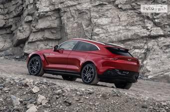 Aston Martin DBX 2021