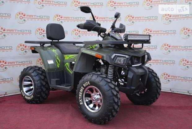 ATV 200 Sport