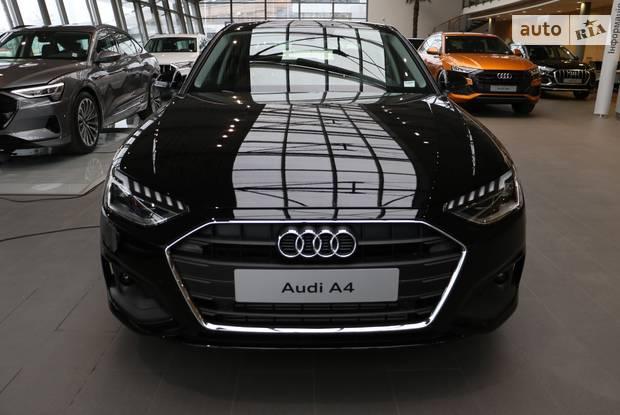 Audi A4 Basis