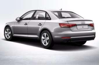 Audi A4 1.4 TFSI S-tronic (150 л.с.) Basis 2017