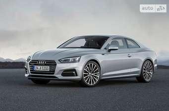 Audi A5 New 2.0 TFSI S-tronic (190 л.с.) Basis 2018