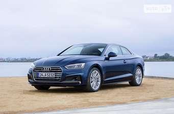 Audi A5 New 2.0 TFSI S-tronic (190 л.с.) S-line 2017