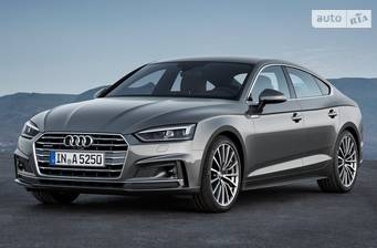Audi A5 New 2.0 TDI S-tronic (190 л.с.) Quattro  2017