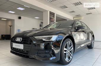 Audi A6 40 TDI S-tronic (204 л.с.) Quattro 2021