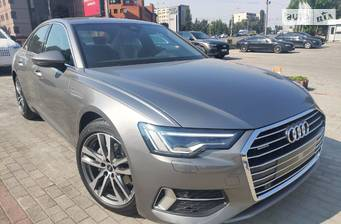 Audi A6 2021 Individual