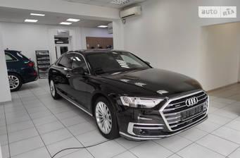 Audi A8 L 50 TDI Tip-tronic (286 л.с.) Quattro 2020