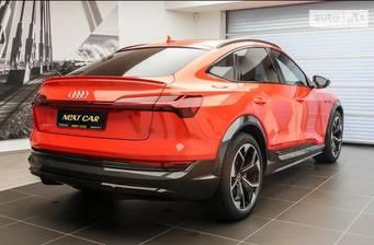 Audi e-tron Sportback 55 E-CVT 95kWh (408 к.с.) Quattro 2021