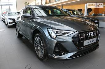 Audi e-tron Sportback 2020 Edition One
