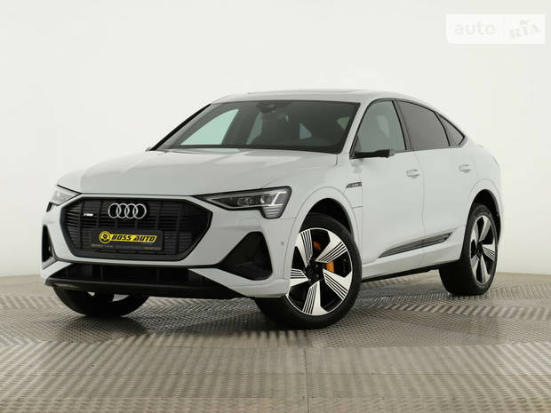 Audi e-tron Sportback Edition One