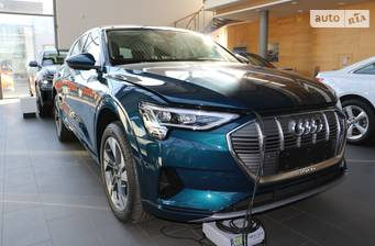 Audi e-tron 95kWh (408 л.с.) Quattro 2020