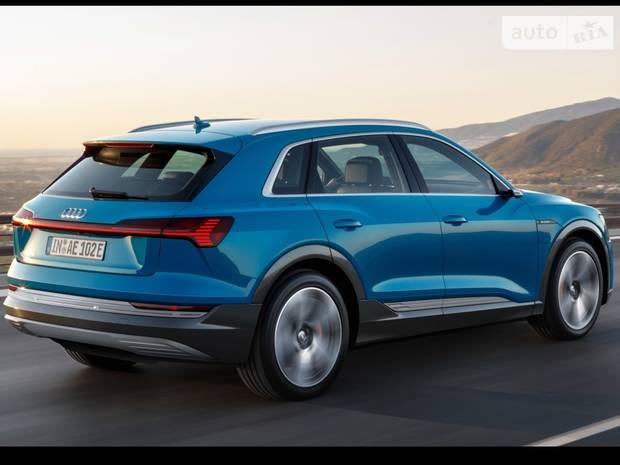Audi e-tron Prestige