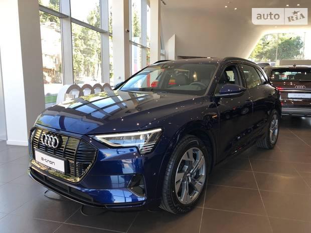 Audi e-tron S-Line