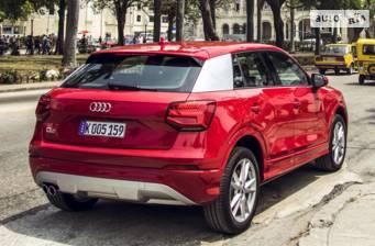 Audi Q2 1.4 TFSI S-tronic (150 л.с.) 2018