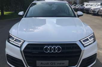 Audi Q5 New 2.0 TDI S-tronic (190 л.с.) Quattro  Basis 2018