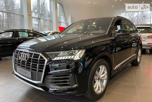 Audi Q7 Basis