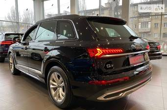 Audi Q7 2020 Basis