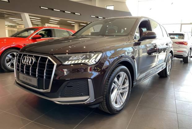 Audi Q7 S-Line