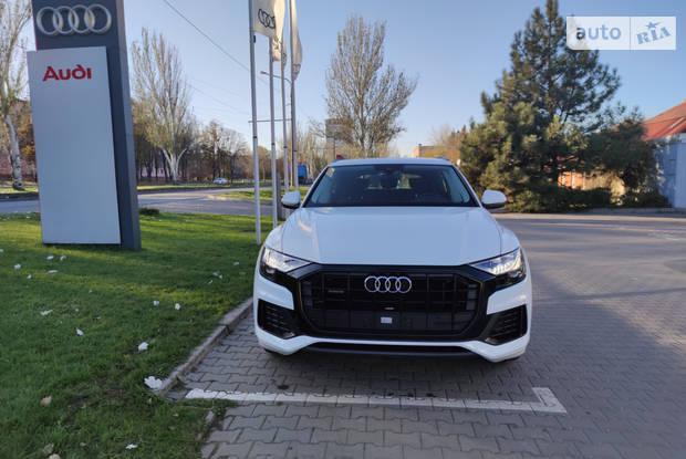 Audi Q8 Basis